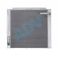 Custom High Performance Aluminium Oil Cooler
