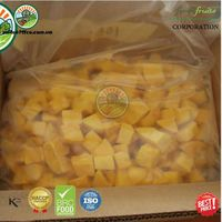 IQF Mango Cat Chu, Frozen Mango Cat Chu, Fresh Fruits Corporation Vietnam