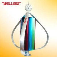 300W Wellsee vertical wind turbine WS-WT300