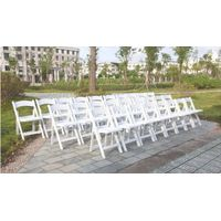 Colorful Cheap Outdoor Plastic Folding Chair