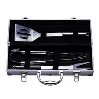 Barbecue tools with aluminum case thumbnail image