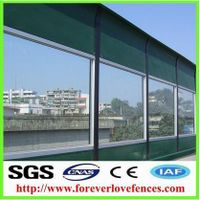 cheap aluminum traffic noise barrier(manufacturer)