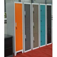 gym school workshop changing room used 1,2,3,4 doors metal locker