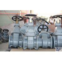 JIS Marine valve- Cast Steel Gate valve 5K 10K 20K