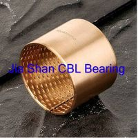 Direct sells JF-800 Bi-metal Bushing from jia shan cbl bearing company