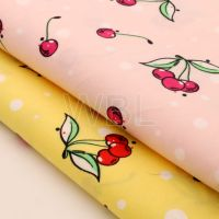 100% cotton fabric Poplin Fabric 40x40 133x72  TC Printed Shirting Fabric  best fabric for shirts thumbnail image