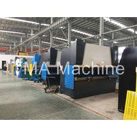 Full CNC Hydraulic Metal Press Brake, Iron Press Brake,Bending Machine thumbnail image
