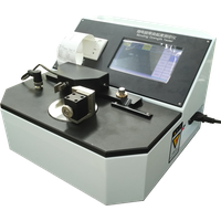 Static bending stiffness tester Paper and board Stiffness tester thumbnail image