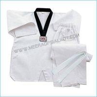 Black Taekwondo Uniform/Custom Taekwondo Uniform/Martial Arts Uniform/Taekwondo Suit/Taekwondo Unifo