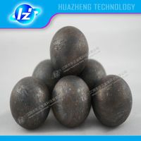 low breakage rate grinding ball
