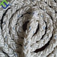 8-strand Polyester ropes marine ropes for ship