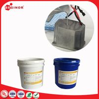 thermal potting silicone compound encapsulating compound
