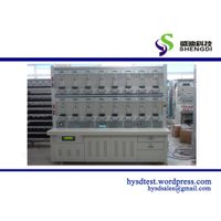 Integration Double Loop Single Phase Energy Meter Test Bench