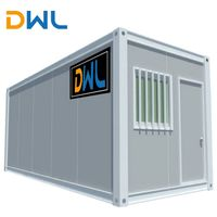 Flat-packed modular container house Flat-pack thumbnail image