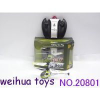 3 CH mini RC helicopter 20801