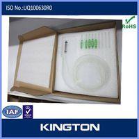 1*4 fiber optic mini plc splitter with sc connector