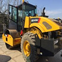 14 ton XS143J single drum road roller vibratory compactor