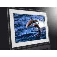"""New product 19"""" LED digital photo frame with video/music,support AD/AVI player"""