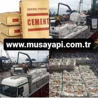 Cement CEM I 42,5 R TYPE thumbnail image