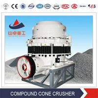 Compound Cone Crusher, Hydraulic cone crusher thumbnail image