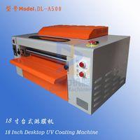 Desktop UV Coating Machine