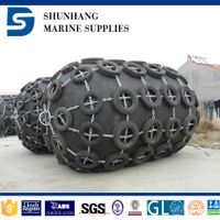 High Pressure Pneumatic Marine Rubber Boat Fender