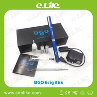Newest Patent E-cigarette Bgo Vaporizer Electronic Cigarette for Eliquid/Wax/Dry Herb (tobacco)