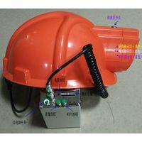 Smart 4G video transmission helmet,construction site protection helmet,wireless 4G transmission thumbnail image