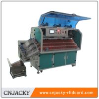 2000F Automatic PVC Sheet Positioning Spot Welding Machine