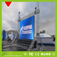 Outdoor Advertising Led Display Screen Prices/led Display Screen Xxx Video thumbnail image