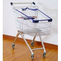 Europe style shopping trolley/supermarket trolley/cart thumbnail image