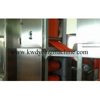 KW-820-W Sling webbings/tie down straps/lash straps continuous dyeing machines