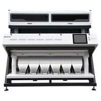 almonds apricot processing color sorter by optical sorting machine thumbnail image