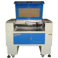 Leather co2 Laser Cutting Machine with-JQ9060(90*60cm)