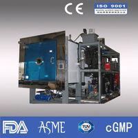 Lyophilizer/ Pharmaceutical lyophilizer/ industrial lyophilizer/Capacity 1000kg