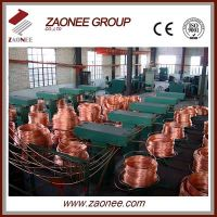 upward continuous casting machine for copper rod thumbnail image