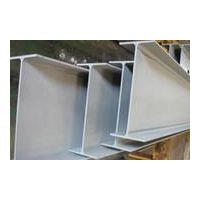 wide-flange steel H-beams