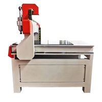 3 Axis CNC Router Mold Engraving Machine For Mold Wood EPS Foam thumbnail image