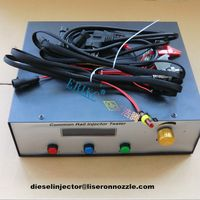 Bosch Denso Delphi Solenoid Piezo CR Injector tester