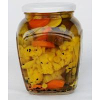canned mixed vegetables/ pickled vegetables for  American Market