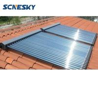 Evacuated Tube Solar Thermal Collector Solar Water Heater Factory Price in China for projects thumbnail image