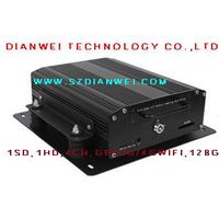 3G/4G.4-CH.HD of Vehicle Mobile DVR