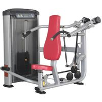 Durable Shoulder Press Pulley Trainer Machine California Fitness Equipment