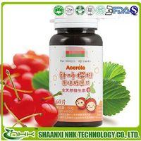 Acerola Cherry Extract / Acerola Cherry Fruit Powder / Muntingia Calabura Aqueous Extract