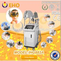 Easy use IHG882A oxygen jet with led 9 in 1 functions for home and salon bipolar RF facial beauty eq thumbnail image