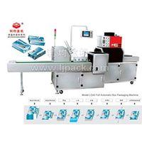 LQ40 Full Automatic Box Packaging Machine
