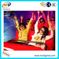 hydraulic / electric interactive 5d 6d 7d cinema theater 5d luxury seats thumbnail image