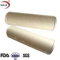 Fruit cling wrap factory fresh keep pvc cling film 10micron 30cm rolls prices