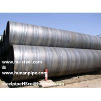 SSAW steel pipe ASTM API
