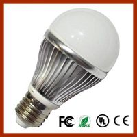 5W LED Bulb Lighting with 750lm Luminous Flux